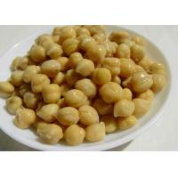 Wholesale No Additives Canned Chick Peas / Canned Garbanzo Beans With Easy Open from china suppliers
