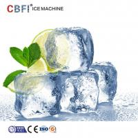 Wholesale 10 Tons Commercial Ice Cube Machine With Germany Bitzer ISO from china suppliers