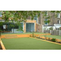 Wholesale Outdoor Or Indoor Artificial Grass Turf For Soccer Field Green Landscape from china suppliers