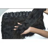 Wholesale Curly Virgin Cambodian Hair / Cambodian Women Hair Natural Wave from china suppliers