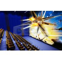 Wholesale Stimulate 3D Movie Theater Systems With  4D 5D 6D 7D XD cinema 1080P from china suppliers