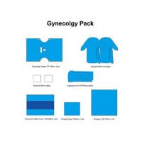 Wholesale Obstetrics Lithotomy Disposable Surgical Packs With Gynecology Drape And Legging from china suppliers
