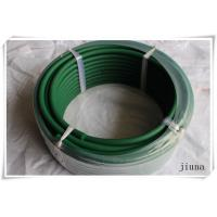 Wholesale Green Urethane Polyurethane Round Belt For Textile , 30m / roll from china suppliers