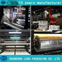 Wholesale Pallet machine stretch Wrap Film,Stretch Wrap Film for machine filme stretch from china suppliers