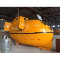 Buy cheap Life boat and davit/crane approved CCS/ABS/BV/EC from wholesalers
