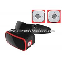 Wholesale Cortex A53 CPU Virtual Reality Case , 3000mAh Battery Wireless VR 3DCase from china suppliers