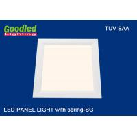 Wholesale 40W Dimmable Recessed LED Flat Panel Lights With Edge , Natural White For Hotels from china suppliers
