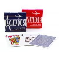 Wholesale Aviator Pinochle Marked Card Deck / Invisible Spy Playing Cards For Poker Cheat from china suppliers
