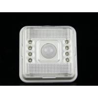 Quality 8 LED Mini Wireless Infrared PIR Sensor Light Battery Operated Motion Sensor Closet Light for sale