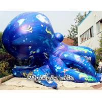 Wholesale Giant 10m Blue Inflatable Octopus, Inflatable Cuttlefish for Events from china suppliers