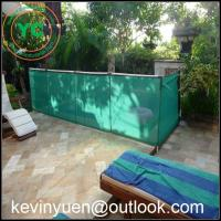 Wholesale HOT HDPE FENCEING NET/ SUN SHADE SCREEN/SUN SHADE CLOTH from china suppliers
