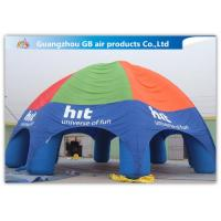 Quality Durable Inflatable Air Tent Inflatable Spider Dome Tent For Advertising Service for sale
