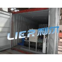 Wholesale 5 Tons/Day Containerized Block Ice Machine Stainless Steel Material from china suppliers