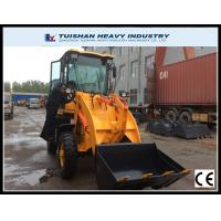 Wholesale Shandong construction machine mini wheel loader with front end loaders from china suppliers