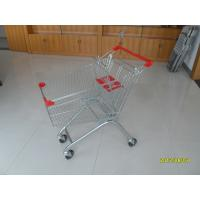 Wholesale 100L Grocery Shopping Cart  With anti UV plastic parts , Supermarket Shopping Trolley from china suppliers