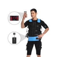 electrical stimulation workout/beauty body smart fitness ems/electric muscle for sale