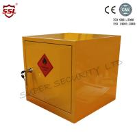 Wholesale Metal Mini Portable Hazardous Storage Cabinet Anti-fire Solid Seam Welded Cabinet from china suppliers