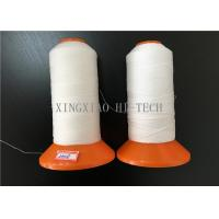 Wholesale PTFE Fire Retardant Embroidery Thread , Plastic Cone Flame Resistant Thread from china suppliers
