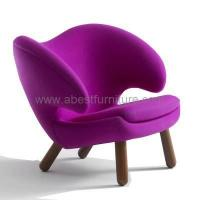 Wholesale Finn Juhl Pelikan Chair/Pelican chair from china suppliers
