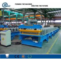 Wholesale 72mm Shaft Diameter Roof Panel Roll Forming Machine With 10 - 25m / min Speed from china suppliers