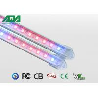 Wholesale Grow Light Bar 10W Length 600mm LED Plant Lamp Red Blue IR-UV For Farm Vegetables from china suppliers