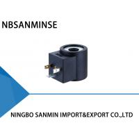 Wholesale DC24V DC 18 . 5W Normal Power Hydraulic Solenoid Valve Coil DIN43605A Connection Type from china suppliers