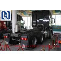 Wholesale Sinotruk Howo Dump Truck 6x4 371 HP 10 Wheels with LHD 50 Tons 20 - 30 CBM bucket  ZZ3317N3867N1 from china suppliers
