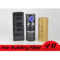Wholesale 30g Hair Powder Instant Hair Thickening Fiber Make Private Brand OEM Black Brown Blonde from china suppliers