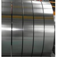 Quality Mill Glazed Stainless Steel Banding Straps With Surface Roughness 4μM-8μM for sale