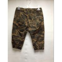Quality 100 Percentage Nylon Mens Camouflage Short Pants With Full Elastic Waist for sale