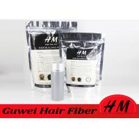 Wholesale 100g Private Label Hair Fibre Refill Bags Instant Eliminate Hair Thinning from china suppliers