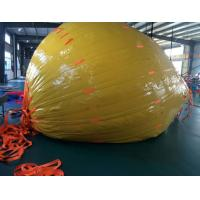 Buy cheap 35000KG crane load testing weight PVC water bag from wholesalers