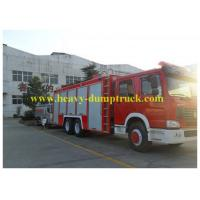 Wholesale Sinotruk Howo Water Tank 12000L Fire Engine Truck with warranty from china suppliers