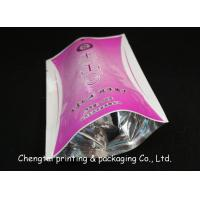 Wholesale Half Aluminum Heat Sealing Dried Fruit Bags With Clear Window Food Grade Bag from china suppliers
