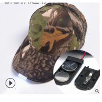 Wholesale comfortable stylish Mens LED Snapback Hats Adults Headwear with Adjustable Strap from china suppliers