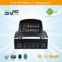 for Renault Megane 2 II with A9 chipset quad core from china suppliers