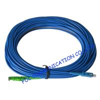 Wholesale Armored Fiber Optic Patch Cord SM SC/UPC E2000/APC LSZH Jacket Anti - Rodent from china suppliers