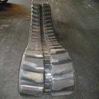 Wholesale Supply(450mm) Komatsu  Excavator  - PC75r Rubber Track (450*76*80) from china suppliers