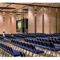 Wholesale Interior Movable Sound Proof Folding Wooden Partition Wall For Function Room from china suppliers
