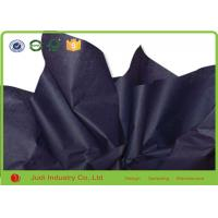 Wholesale Clothes Packing Bulk Colored Tissue Paper Wholesale Black Color Gravure Printing from china suppliers