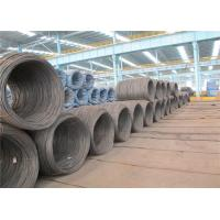 Wholesale 5.5mm H08MnA Hot Rolled Wire Rod Wear Resistance , CO2 MIG Welding Wire Rod from china suppliers
