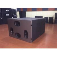 "Wholesale High Power Cardioid Subwoofer Speakers Pro Audio DJ Passive 3600W  21"" PA Sub boxes from china suppliers"