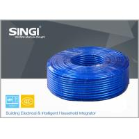 Wholesale HBVB Polypropylene Insulated , PVC Sheath Oblate Telephone Wire from china suppliers