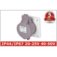 """Wholesale Indoor 32 Amp <strong style=""""color:#b82220"""">Industrial</strong> Power Socket / Single PhaseOutlets IP44 from china suppliers"""