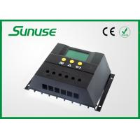 Wholesale 50a PWM solar panel regulator charge controller with LCD Display 12V / 24V / 48V from china suppliers