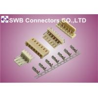 Wholesale Single Row Wire to Board Connectors , DIP Wafer 2.5 mm Pitch Connectors from china suppliers