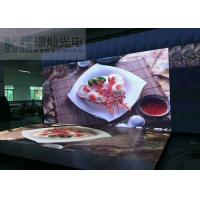 Wholesale Adjust Brightness Indoor LED Displays For Businesses , Advertising LED Screens IP43 from china suppliers
