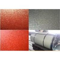 Wholesale Matt  Finish  Base On Hot Dip Galvalume PPGL Coil  PE  Paint For  no gloss Roofing from china suppliers