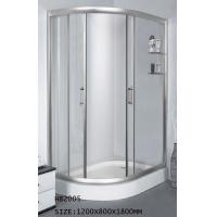 Wholesale bathroom,Aluminum frame shower room ,shower enclosure, shower door HB2005 1200X800X1800 from china suppliers