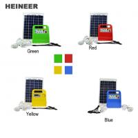 Wholesale Heineer DC System-Solar Home System,small solar power system for home use from china suppliers
